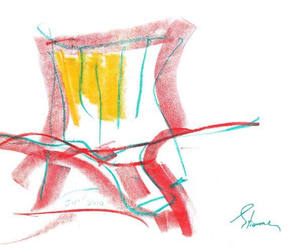 Tonishka Sketch - Etienne de Souza